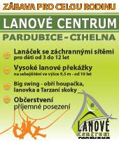 Lanové centrum Pardubice